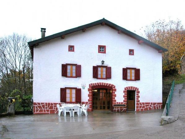 Casa Rural Valcarlos Navarlaz