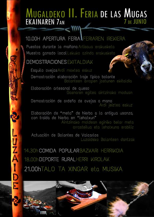 Luzaide-Mugas-Feria