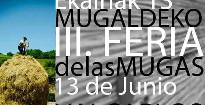 Feria de las Mugas en Valcarlos – Sábado 13 de junio