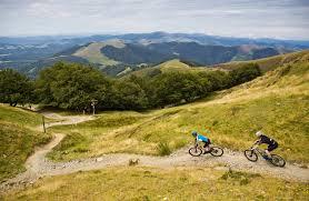 Paseos en Bicicleta BTT Montaña